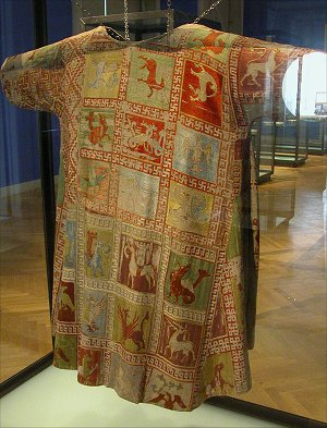 Image: Dalmatic of the Goss Vestments