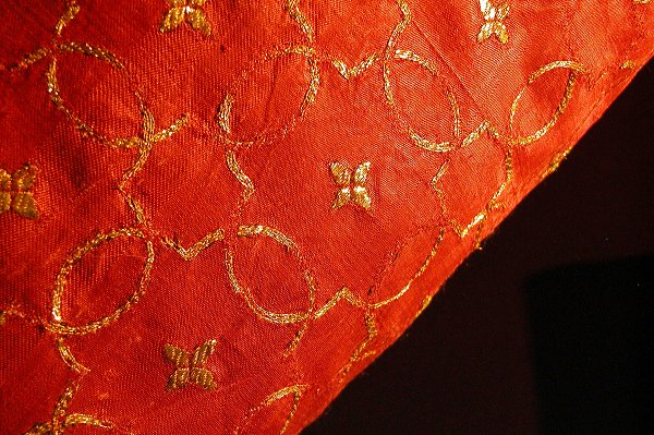 Details of Stockings of the Holy Roman Empire